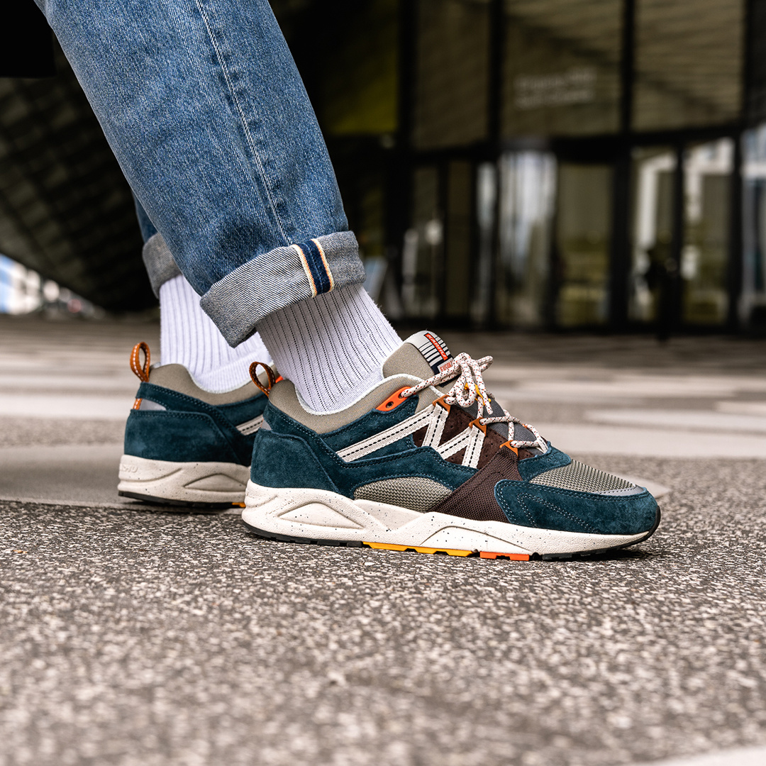 Karhu Fusion 2.0 (Reflecting Pond/Bone White) F804083