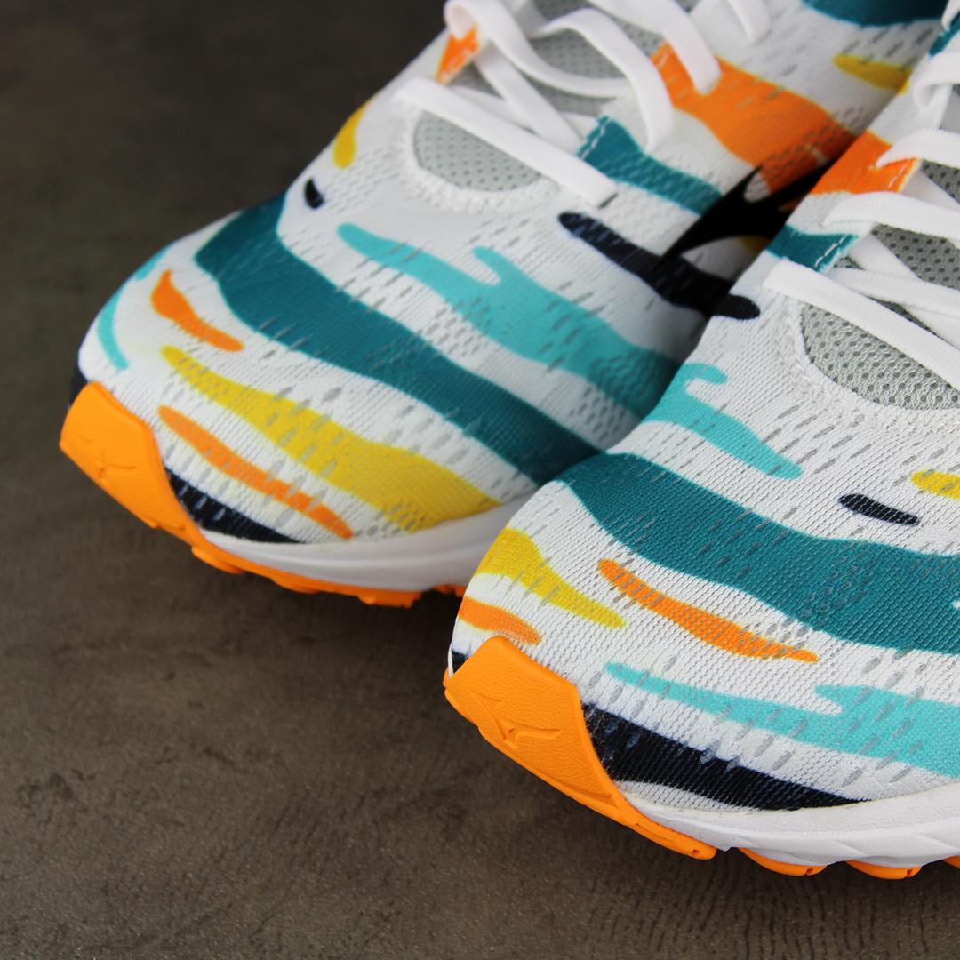 Mizuno Wave Skyrise x Ceizer 'Special Edition' Amsterdam Marathon 2020