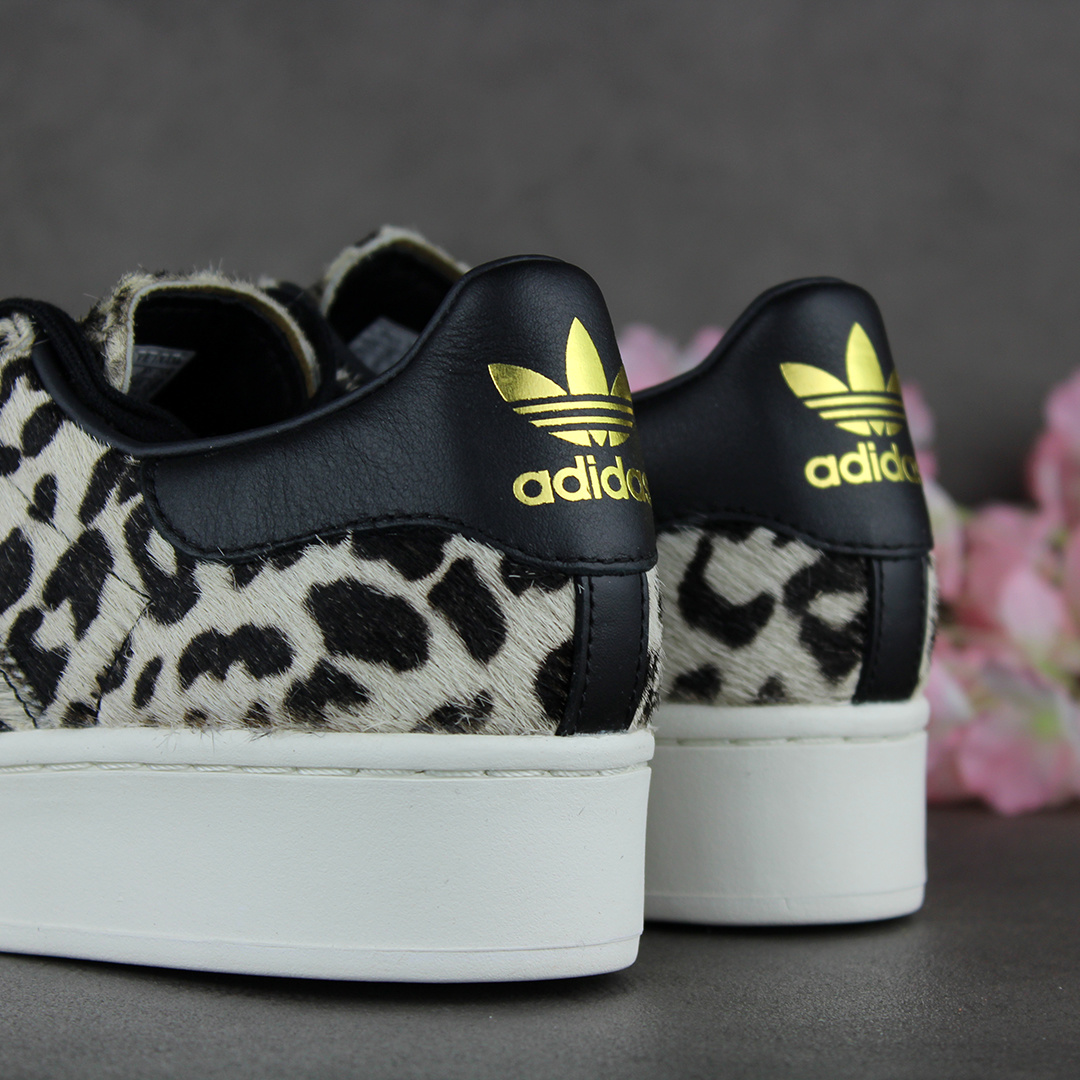 Adidas Superstar Bold Animal W (Black/White) FV3463