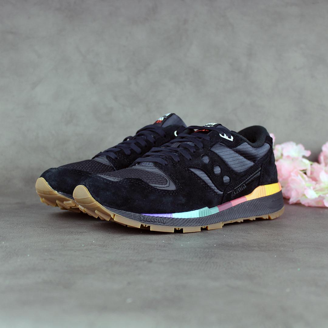 Saucony Azura (Black/Gum) S70509-3