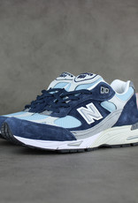 New Balance W991NBP 'Made in England' (Navy/Pale Blue)