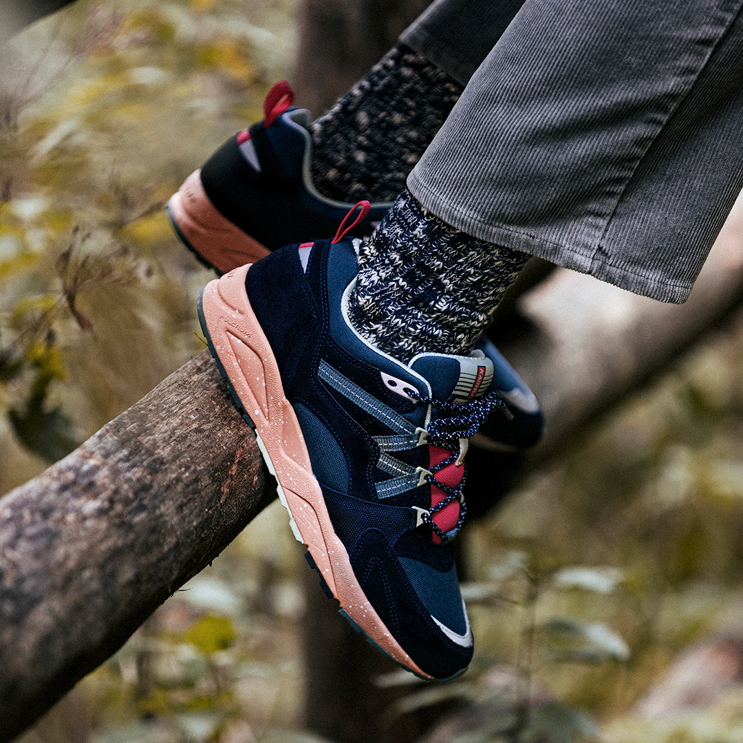 "Karhu Fusion 2.0 ""Outdoor Pack"" (Night Sky/Stormy Weather) F804085"