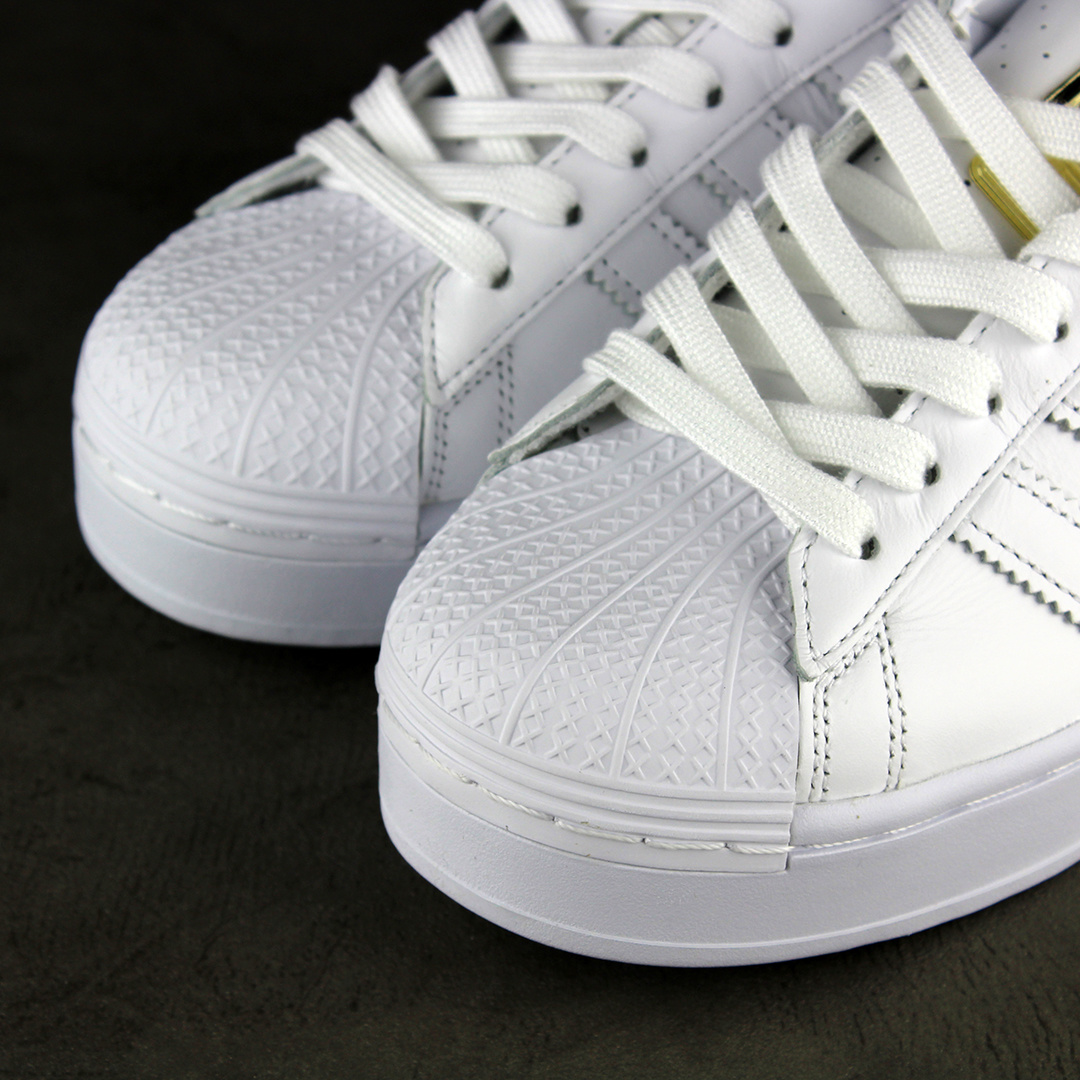Adidas Superstar Bold (Cloud White/Gold Metallic) FW4520