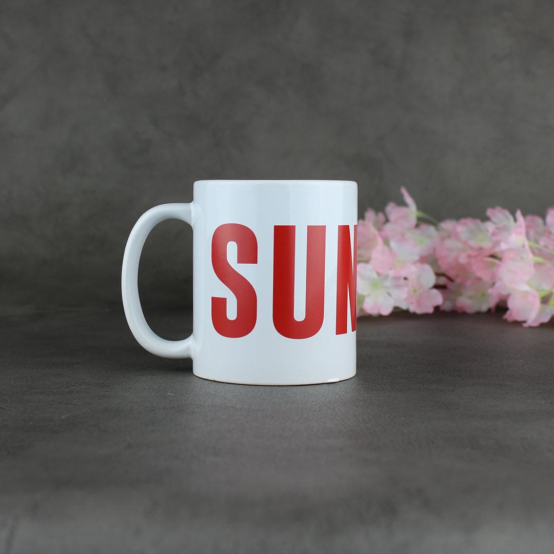 "Sunika Mug ""XXX"""