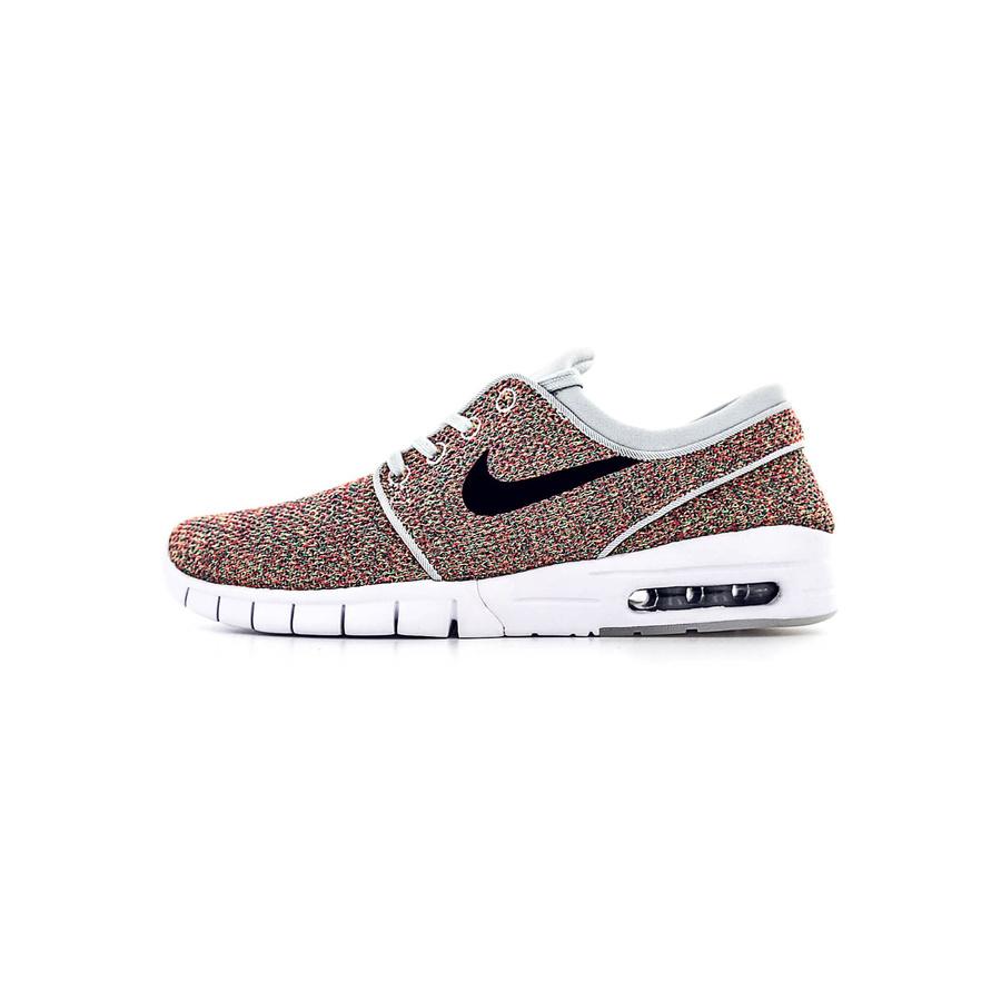Nike Stefan Janoski Max 631303-704 (Volt/Black)