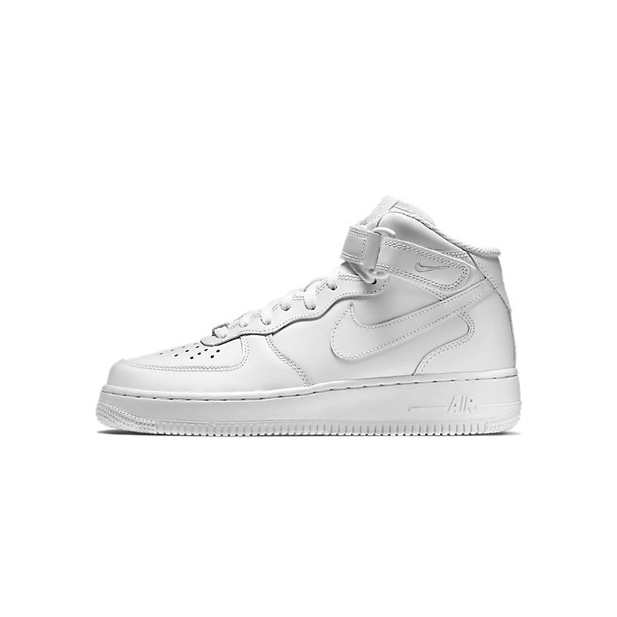 Nike Air Force 1 Mid '07 LE WMNS  366731-100 (White)