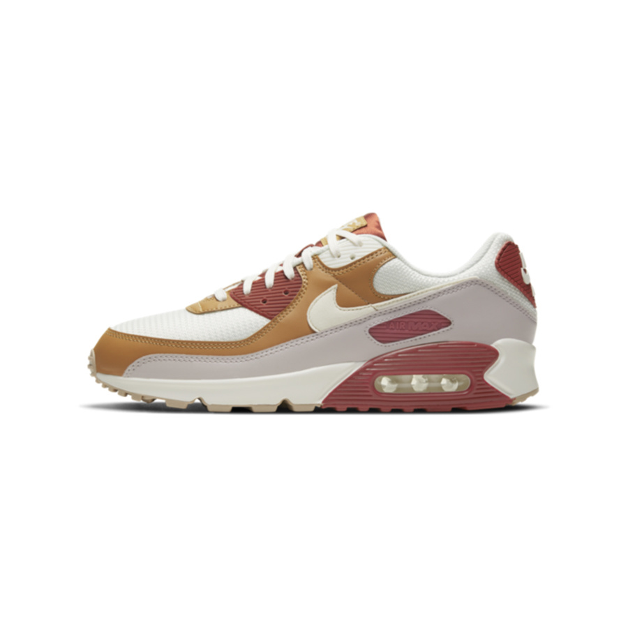 Nike Air Max 90 CV8839-800 (Rugged Orange/Sail-Wheat)