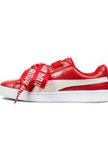 Puma Basket Heart DE Wn's (Toreador-Puma White) 364082-03