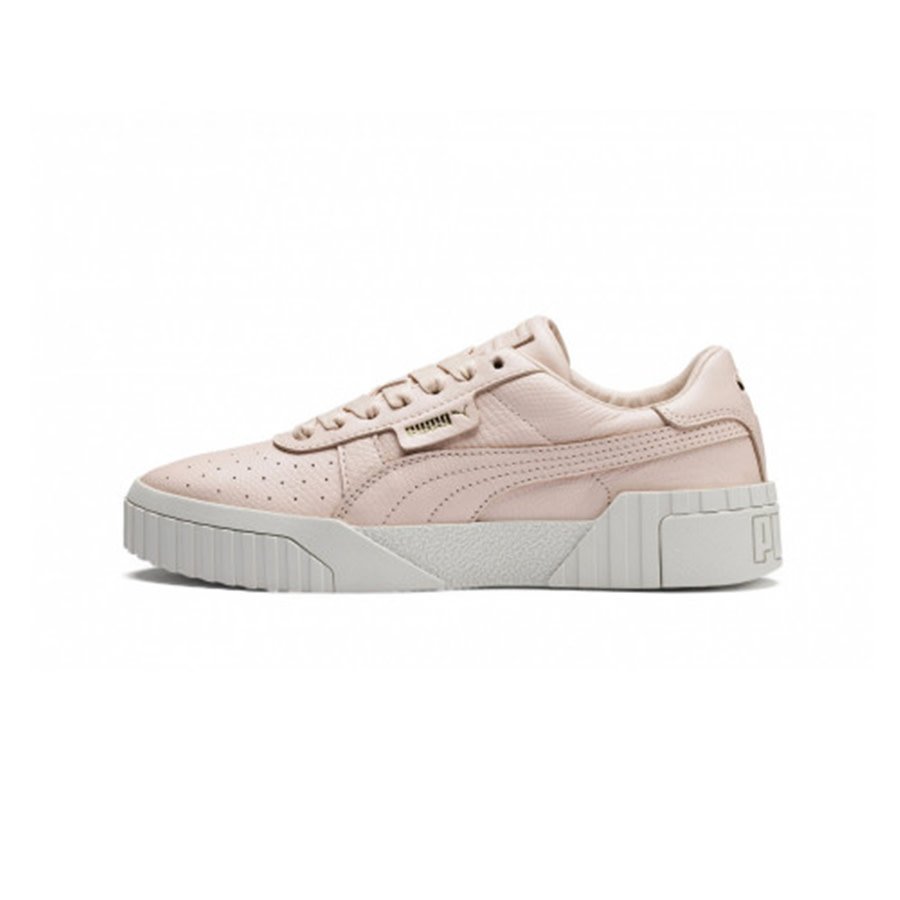 Puma Cali Emboss Wn's (Cream Tan) 369734-01