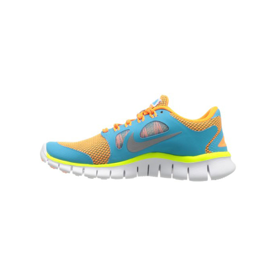 Nike Free 5.0 LE GS (Gamma Blue Orange) 631567-400