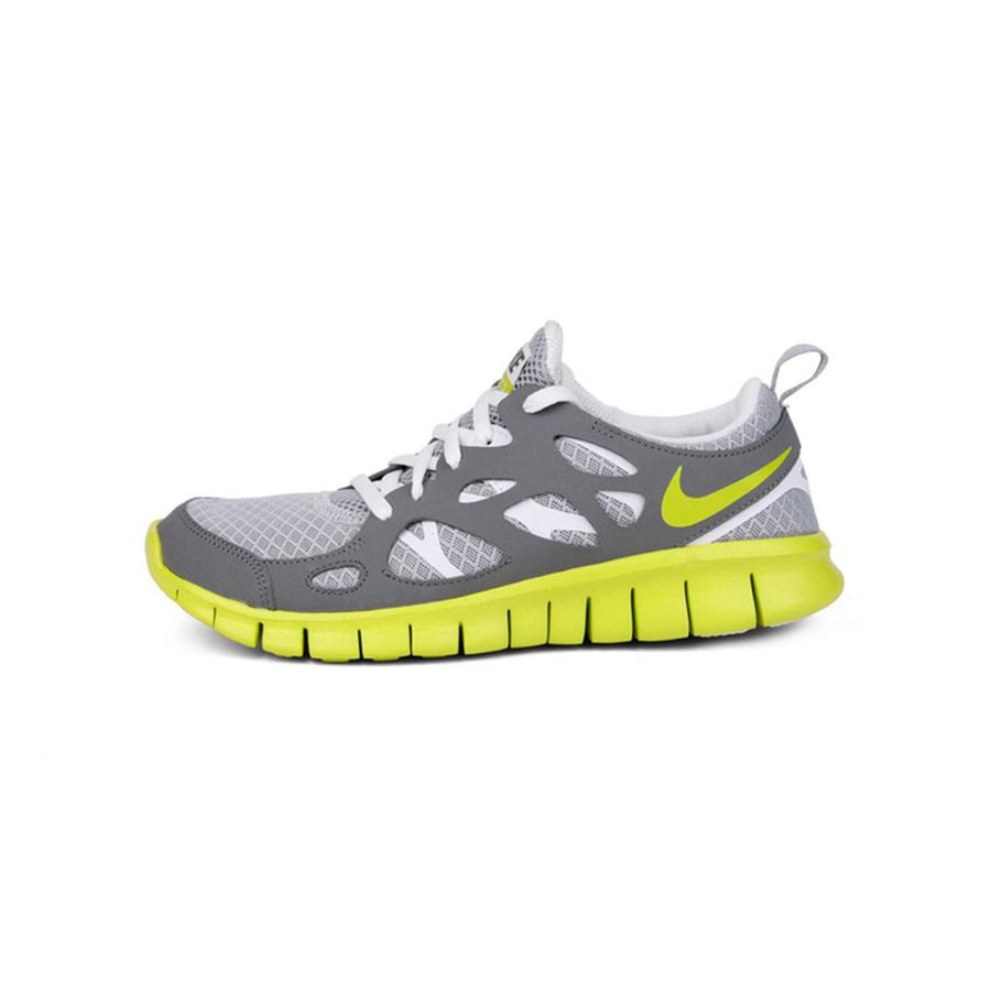 Nike Free Run 2 GS (Wolf Grey) 443742-022