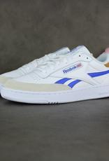 Reebok Club C Revenge (White/Court Blue/White) FY9419