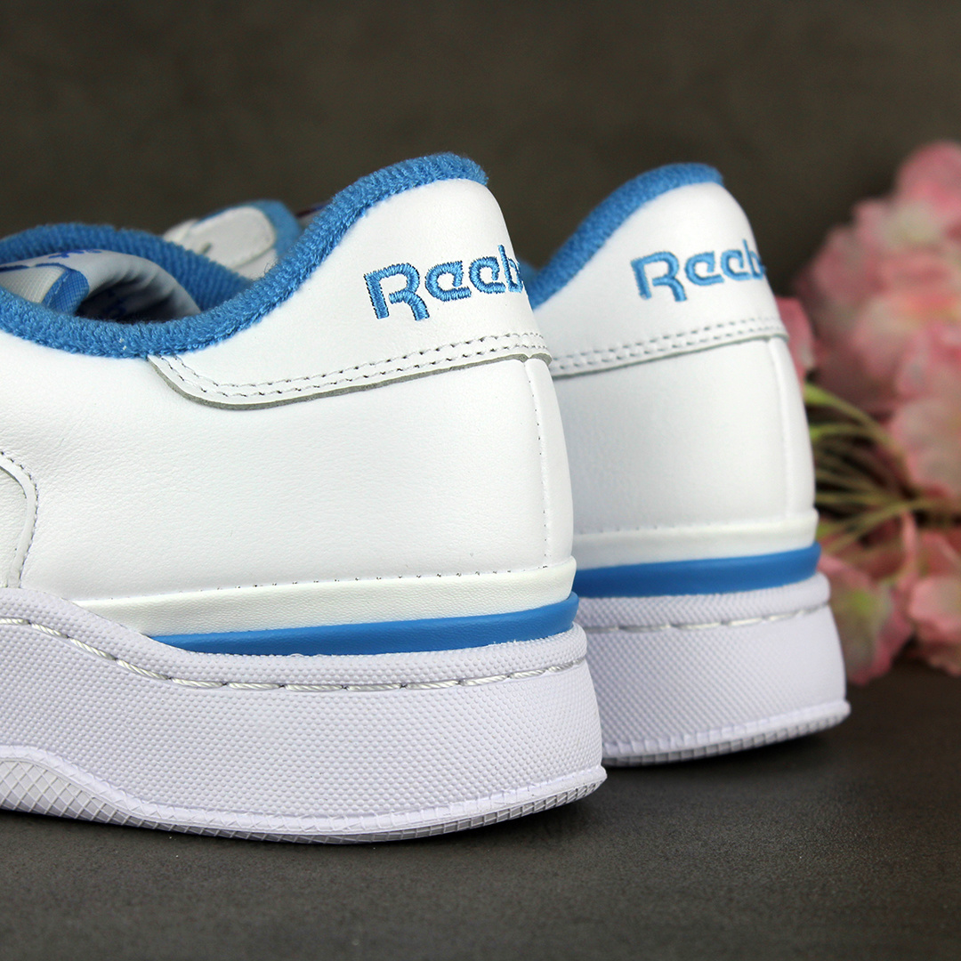 Reebok AD Court (Cloud White/Athletic Blue/Cloud White) FY9396