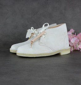 Clarks Desert Boot L (Off White) 26156690
