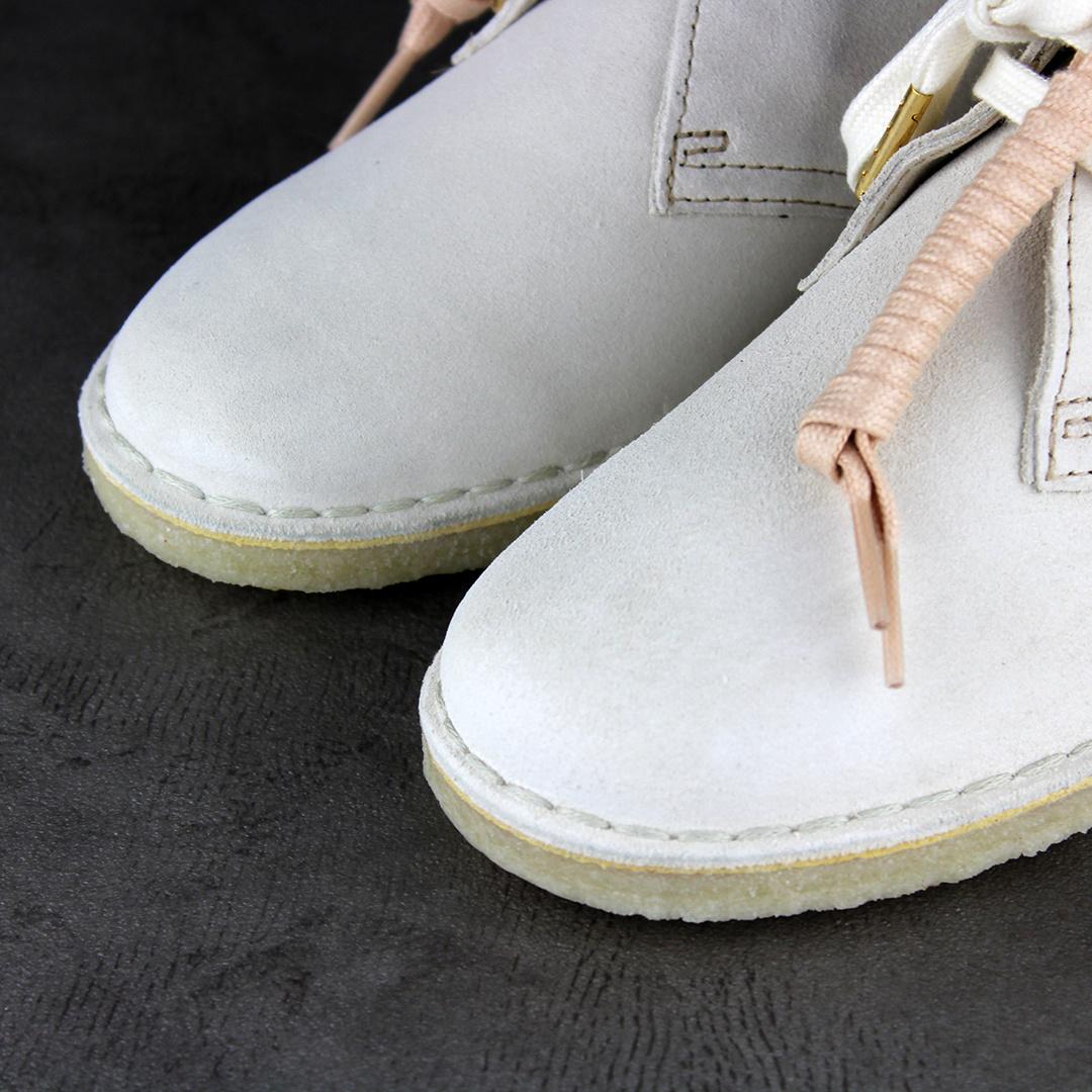 Clarks Desert Boot L (Off White) 26156690