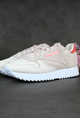 Reebok Classic Leather Ripple (Ceramic Pink/Twisted Coral/White) FZ0847
