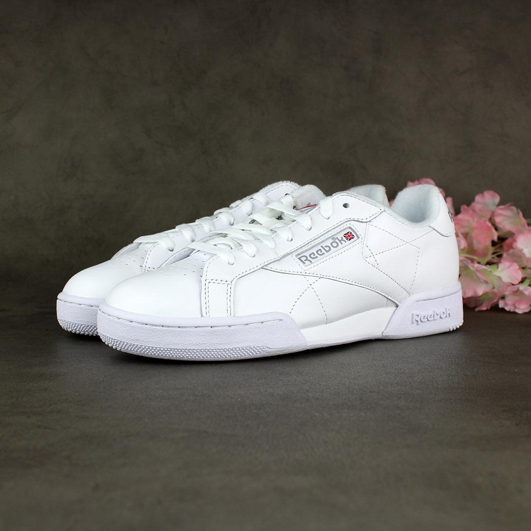 Reebok NPC UK II (White/Pure Grey 4/White) FX1418