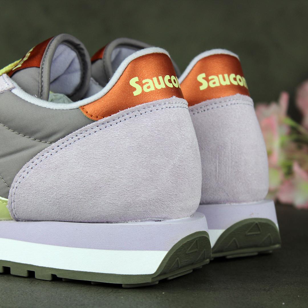 Saucony Jazz Original (Purple/Yellow) S1044-608