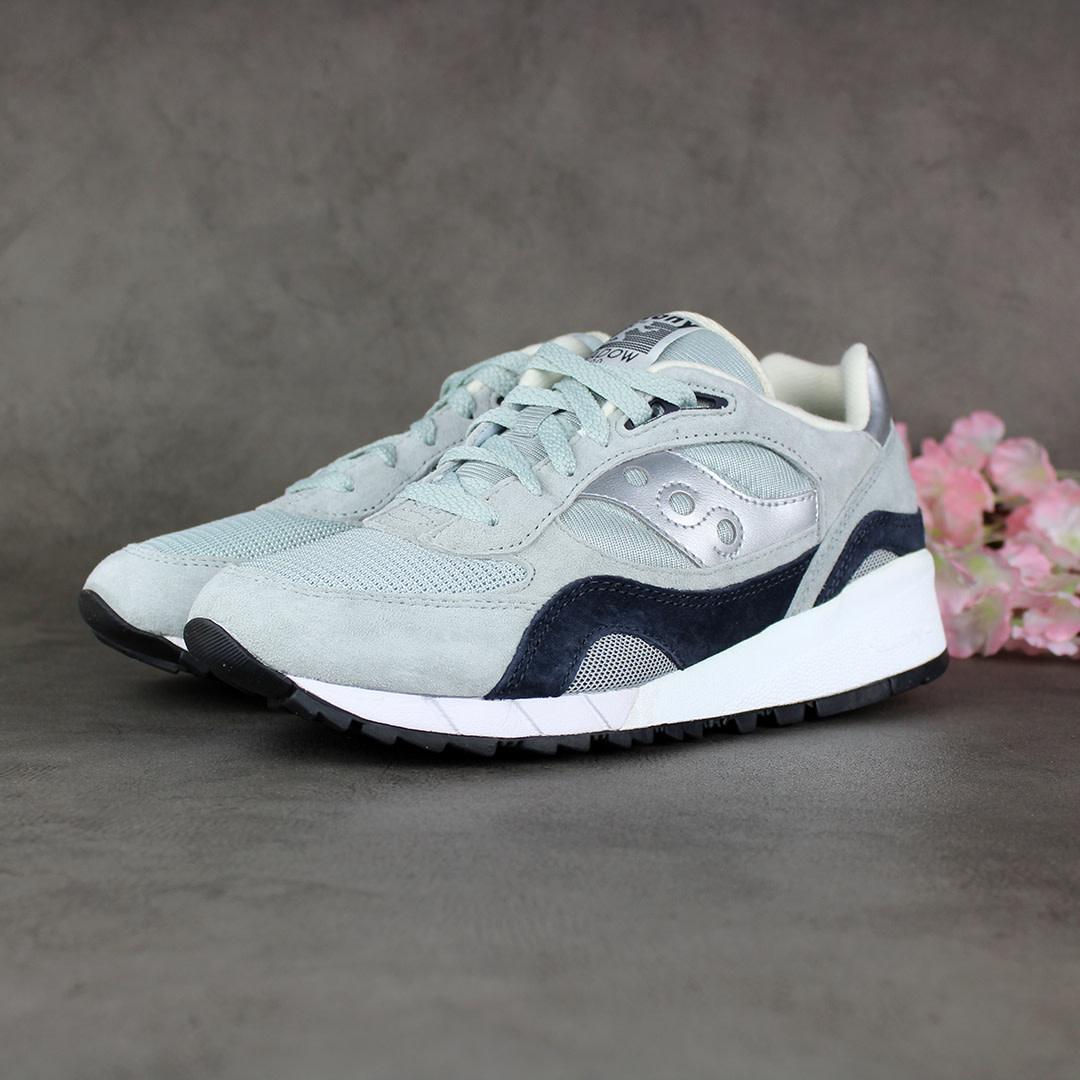Saucony Shadow 6000 (Grey/Silver) S70441-7