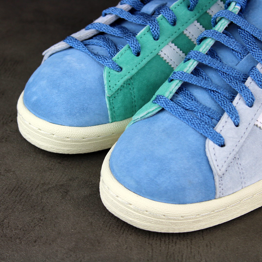 Adidas Campus 80s W (Halo Blue/Hazy Blue) FY3549