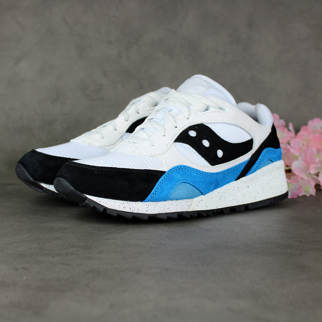Saucony Shadow 6000 (White/Ensign) S70441-10