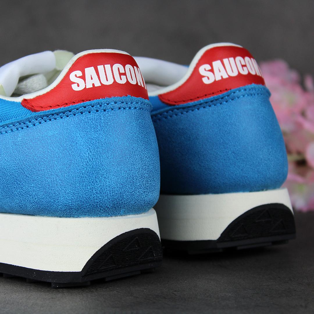 Saucony Jazz 81 (Blue/Red) S70563-2