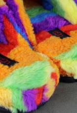 UGG Fluff You Cali Collage (Pride Rainbow) 1121616