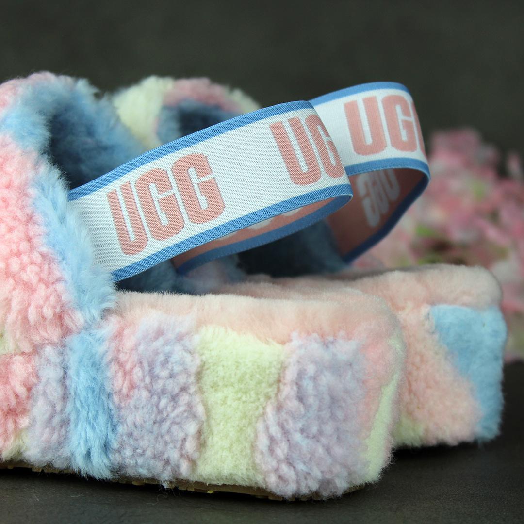 UGG Fluff You Cali Collage (Pride Stripes) 1120070