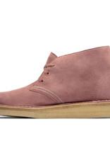 Clarks Desert Coal L (Dusty Pink Suede) 26163251