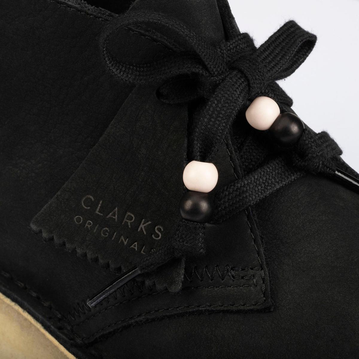 Clarks Desert Coal L (Black Nubuck) 26163249