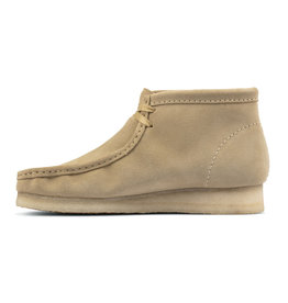 Clarks Wallabee Boot W (Maple Suede) 26155516