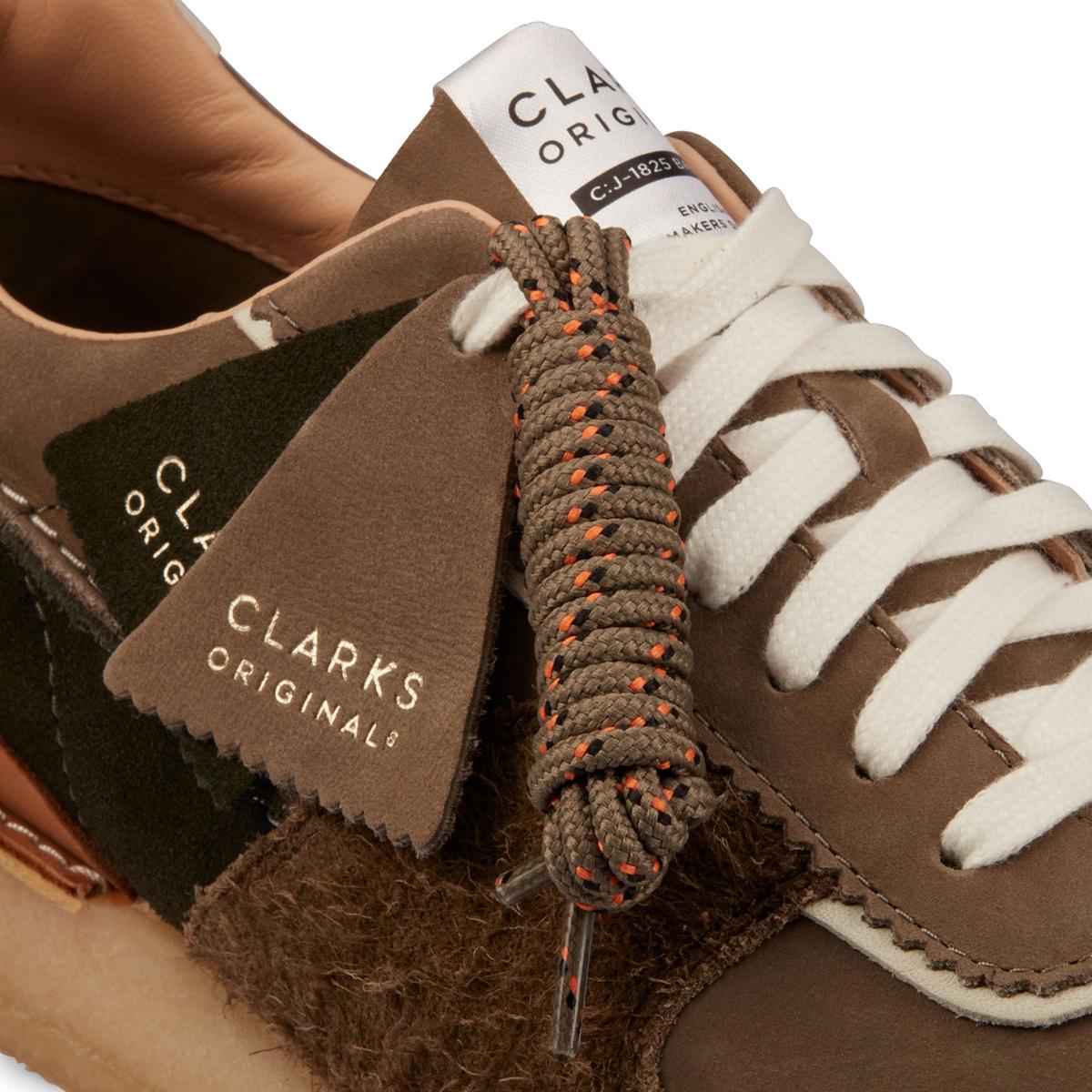 Clarks Torrun W (Khaki Combo) 26162590