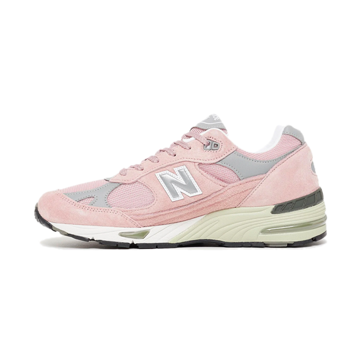New Balance M991PNK 'Made in England' (Pink/Grey)