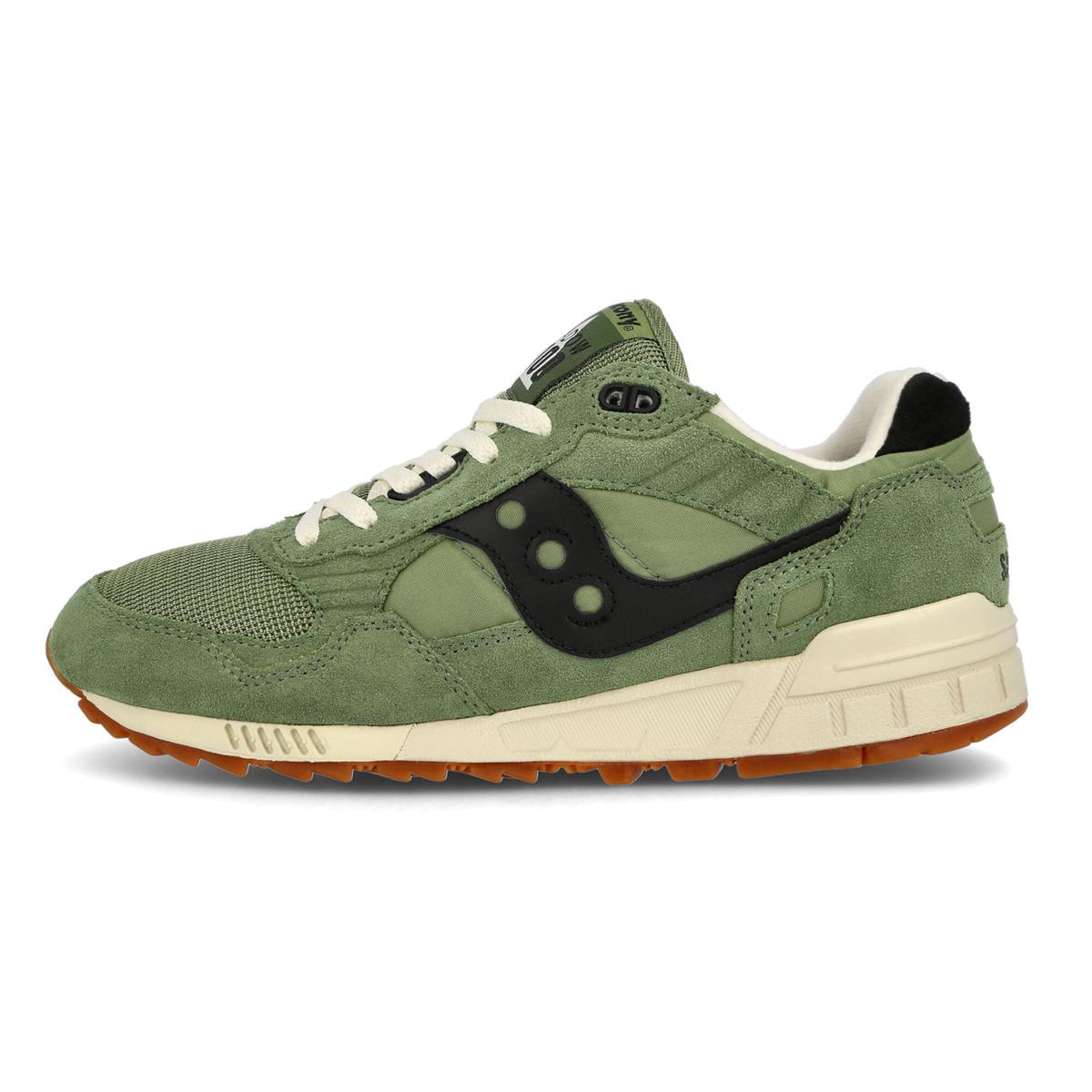 Saucony Shadow 5000 (Green/Gum) S70404-48