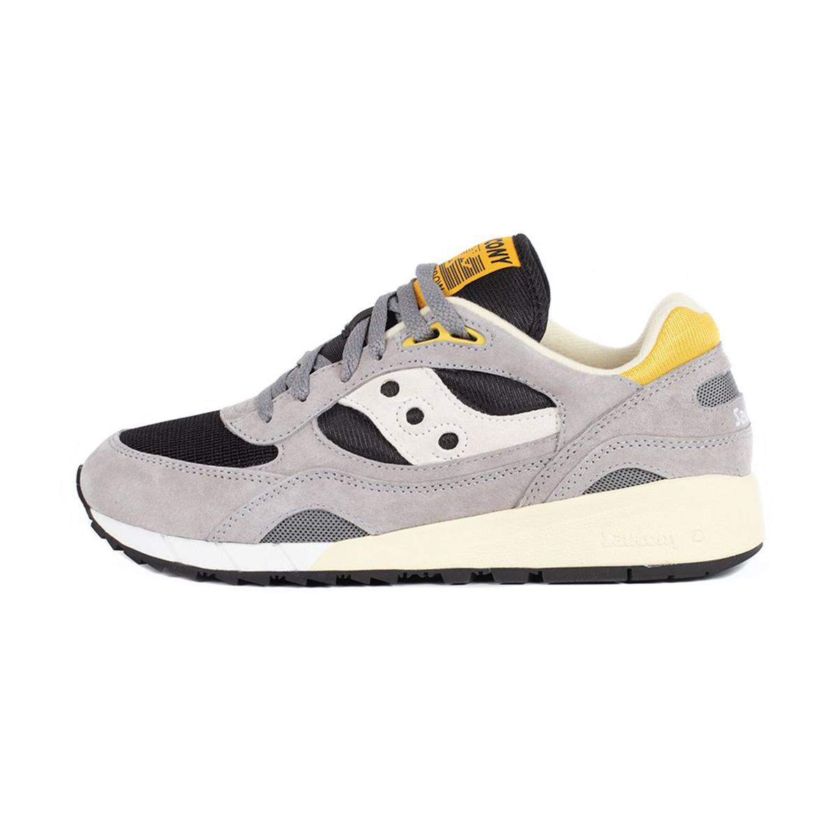 Saucony Shadow 6000 (Grey/Black/Yellow) S70441-21