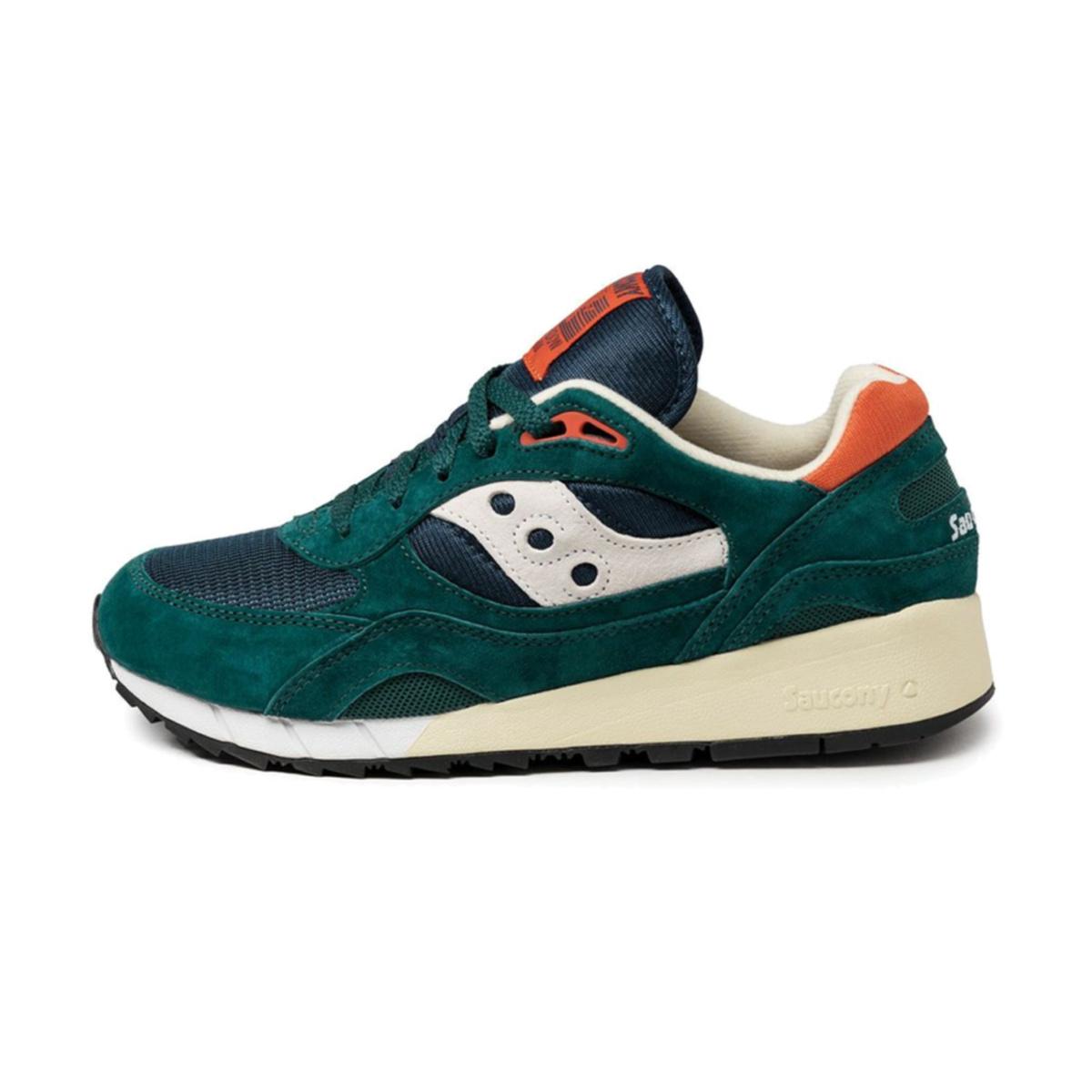 Saucony Shadow 6000 (Green/Navy/Orange) S70441-20