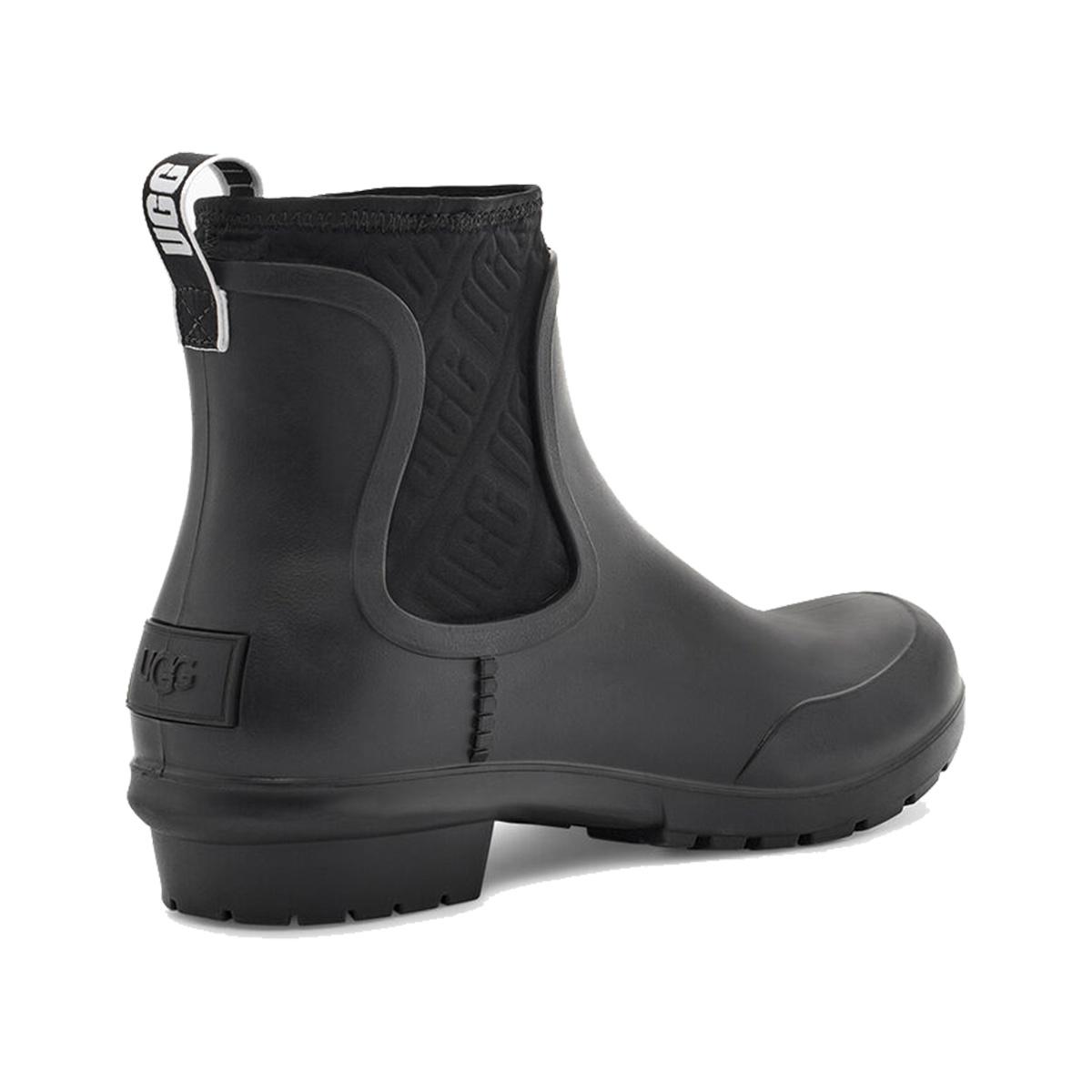 UGG Chevonne Rainboot Womens (Black) 1110650