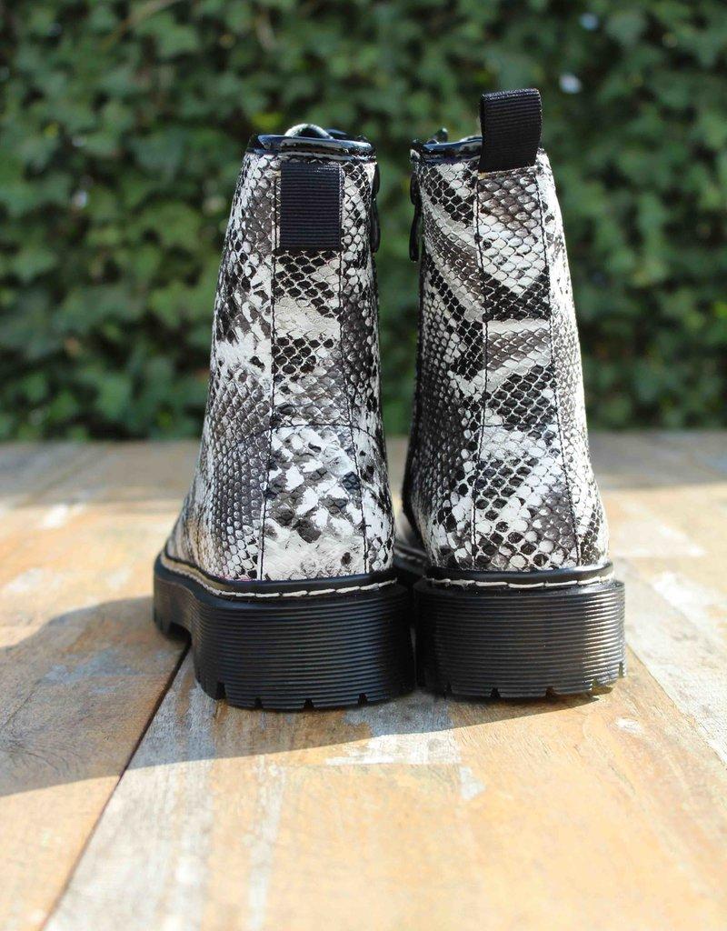 Festive Boots Snake