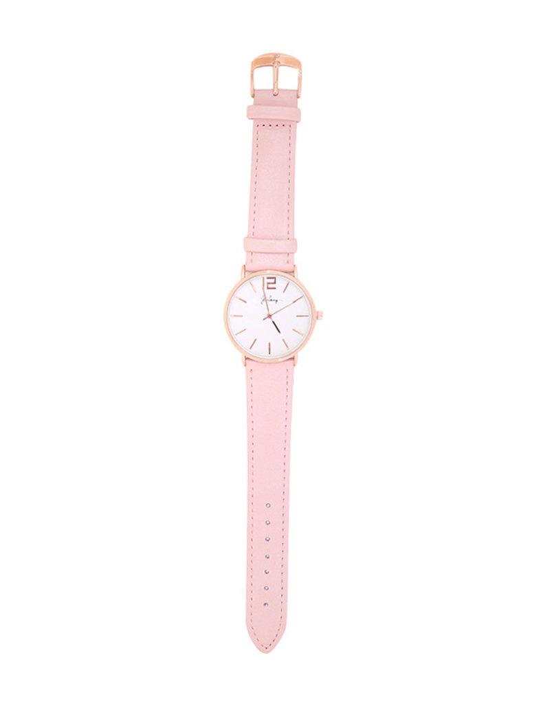 Horloge Goodtimes Pink