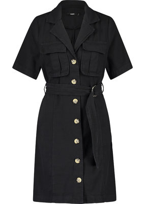 Amaya Dress Black