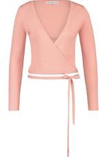 Bella vest Pink