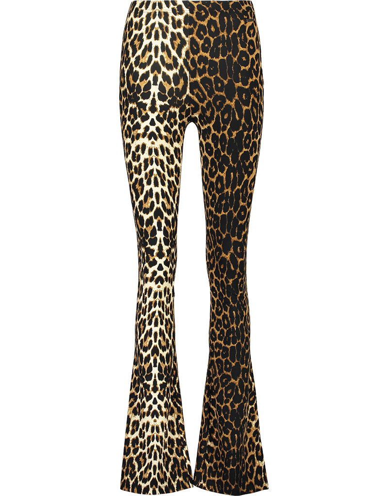 Leopard Soft Flared