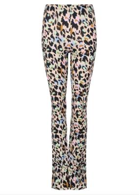 Leopard Soft Flared Pastel