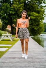 Miami Flower Skirt