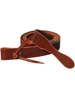 Latigo Tie Strap, rundes Endstück