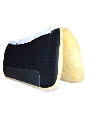 Western Imports Correction Pad SHEEPSKIN CP-100