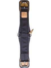 Horse Gear Bauchgurt Filz, Pro Reiner, naturbraun