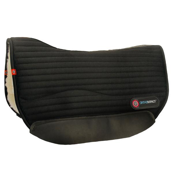 Matrix MATRIX Roundskirt Pad, Unterseite 100% Schurwolle und Ortho Polsterung