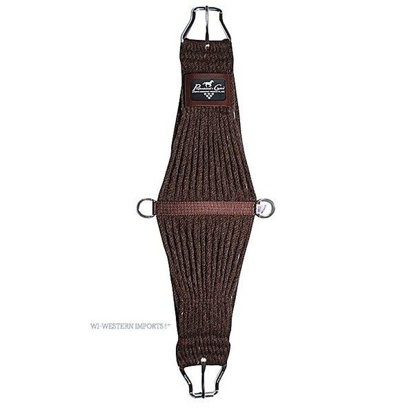 Professional Choice Sattelgurt ALPACA Girh im Roper Style von Professional Choice aus Alpaka-Haar