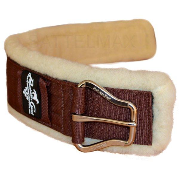 Professional Choice Sattelgurt mit Merino Wolle von Professional Choice